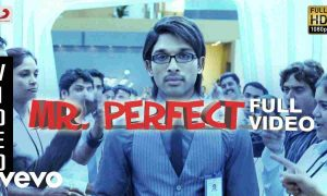 Mr. Perfect Song Lyrics – Aarya2 Movie  Telugu, English